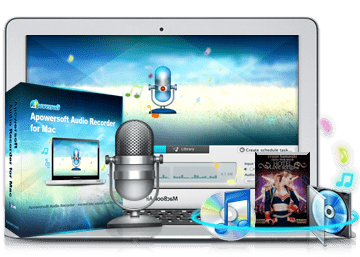 Record audio on Mac